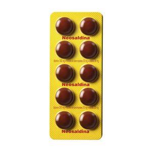 Neosaldina-10-drageas