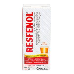 Resfenol-Solucao-Oral-Sabor-Laranja-100mL-
