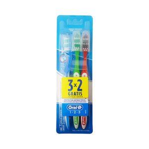 Escova-Dental-Oral-B-1.2.3-Leve-3-Pague-2-Unidades