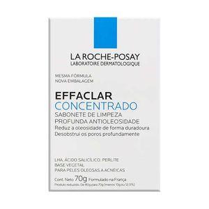 Effaclar-Concentrado-La-Roche-Posay-Sabonete-Facial-em-Barra-70g
