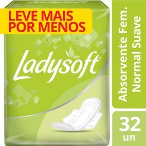 absorvente-ladysoft-com-abas-cobertura-suave-32-unidades