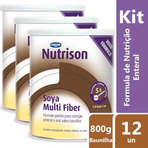 Kit-Nutrison-Soya-Multi-Fiber-Baunilha-6-unidades-de-800g-