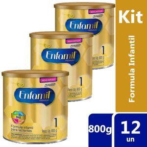 Kit-Enfamil-1-Premium-800g-12-unidades