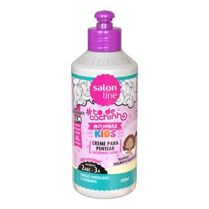 Creme-para-Pentear-Salon-Line-To-de-Cachinho-Kids-Cachinhos-Show-300ml