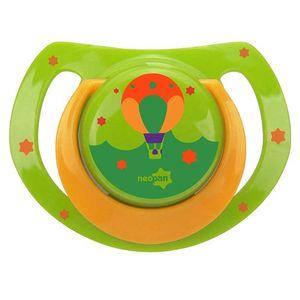 chupeta-neopan-bico-de-silicone-ortodontica-tamanho-1-balao-verde-ref-4834