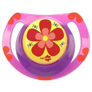chupeta-neopan-bico-de-silicone-ortodontica-tamanho-2-flor-rosa-ref-4842