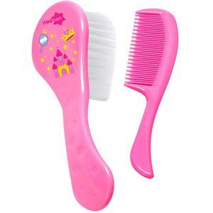 conjunto-escova-e-pente-neopan-rosa-estampas-sortidas-ref-7202