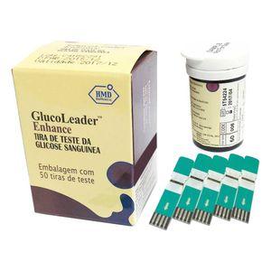 Tiras-para-Teste-de-Glicemia-Iquego-GlucoLeader-Enhance-50-Unidades