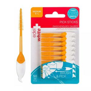 Limpeza-Interdental-Edel-White-Picks-Sticks-Medium-50-Unidades