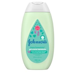 gel-creme-hidratante-infantil-johnson-s-baby-toque-fresquinho-200ml