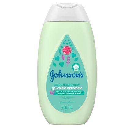 gel-creme-hidratante-infantil-johnson-s-baby-toque-fresquinho-200ml