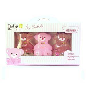 kit-banho-bebe-natureza-puro-cuidado-menina-shampoo-condicionador-sabonete-liquido
