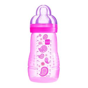mamadeira-mam-easy-active-fashion-bottle-bico-de-silicone-cores-sortidas-270ml-2-meses-grls-ref-4838