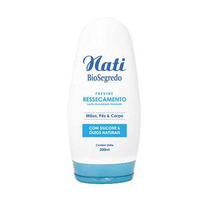 locao-desodorante-hidratante-nati-biosegredo-previne-ressecamento-200ml