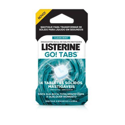 Listerine-Go--Tabs-Tablete-Mastigavel-Clean-Mint-4-Unidades