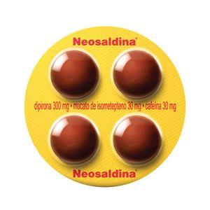 Neosaldina-4-comprimidos