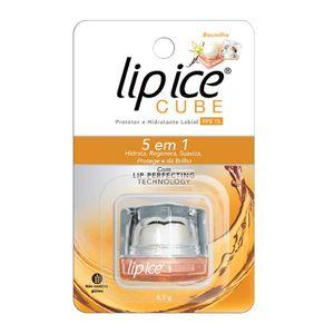 Protetor-e-Hidratante-Labial-Lip-Ice-Cube-FPS-15-Baunilha-1-Unidade