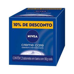 Kit-Sabonete-Hidratante-Nivea-Creme-Care-90g-2-Unidades