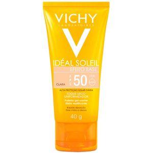 protetor-solar-ideal-soleil-efeito-base-clara-fps-50-gel-creme-com-cor-40g
