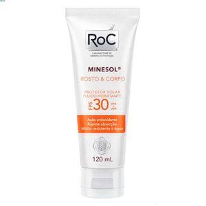 protetor-solar-roc-minesol-rosto-e-corpo-fps-30-fluido-120ml