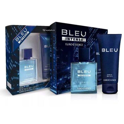 Estojo-Euroessence-Bleu-Intense-Eau-De-Toilette-50ml---Shower-Gel-100ml