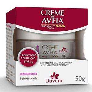 Creme-de-Aveia-Davene-Hidratacao-e-Nutricao-Facial-Hipoalergenico-Pele-Delicada-50g