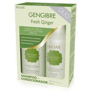 Kit-Shampoo---Condicionador-Inoar-Duo-Gengibre-Fresh-Ginger-250ml
