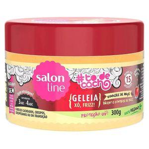 Gelatina-Capilar-Salon-Line-To-de-Cacho-Vinagre-de-Maca-300g