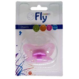 chupeta-fly-colors-bico-de-silicone-redondo-tamanho-2-estrela-rosa-ref-126
