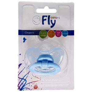 chupeta-fly-colors-bico-de-silicone-ortodontica-tamanho-1-estrela-azul-ref-167