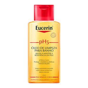 Oleo-de-Limpeza-para-Banho-Eucerin-pH5-Pele-Sensivel-e-Seca-200ml
