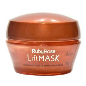 mascara-facial-lift-mask-ruby-rose-ice-bronze-controle-de-oleosidade-50g-hb-403