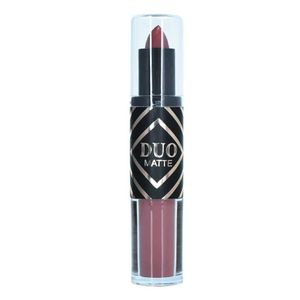 batom-ruby-rose-duo-matte-cor-nude-chocolate-289-hb-8607m