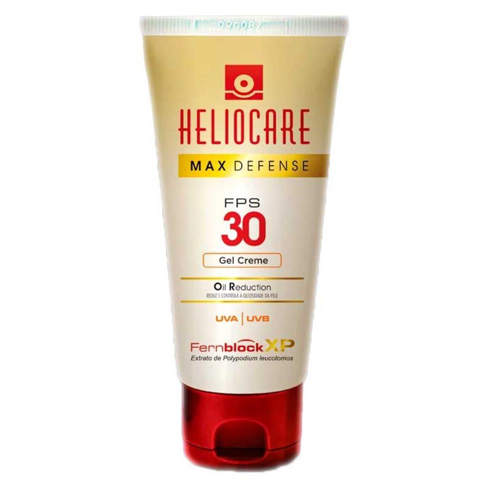 Protetor Solar Heliocare Max Defense Gel Color FPS50 50g