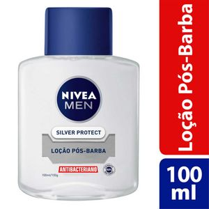 locao-pos-barba-nivea-men-silver-protect-100ml