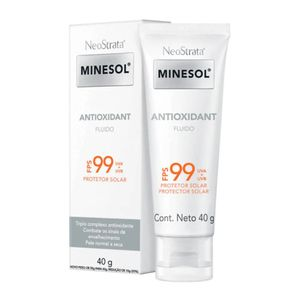 Protetor-Solar-Facial-Neostrata-Minesol-Antioxidant-FPS-99-Fluido-40g