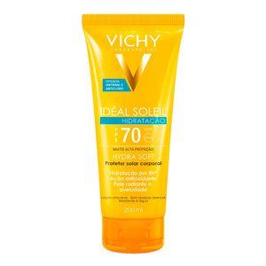 Protetor-Solar-Ideal-Soleil-Hidratacao-FPS-70-Hydra-Soft-Locao-200ml