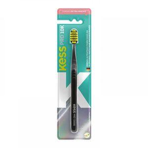 Escova-Dental-Kess-Pro-10K-Extra-Macia-1-Unidade-Cores-Sortidas