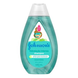 shampoo-johnson-s-hidratacao-intensa-400ml