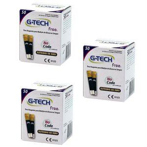 Kit-Tiras-para-Teste-de-Glicemia-G-Tech-Free-1-150-Unidades