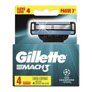 Carga-Gillette-Mach3-Edicao-UEFA-Champions-League-Leve-4-Pague-3