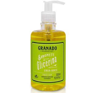 Sabonete-Liquido-Granado-Glicerina-Erva-Doce-300ml