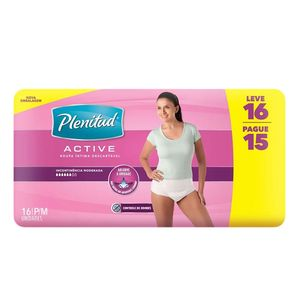 Roupa-Intima-Plenitud-Active-Feminina-Tamanho-P-M-Leve-16-Pague-15-Unidades