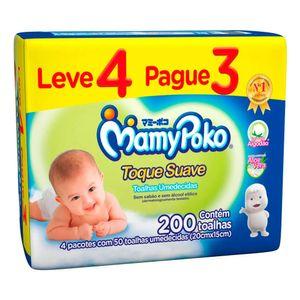 Kit-Toalha-Umedecida-MamyPoko-Toque-Suave-Leve-4-Pague-3-com-50-Unidades-cada