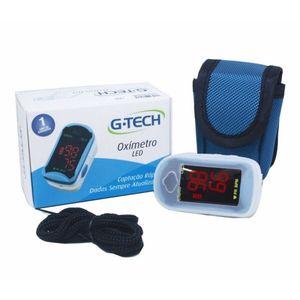 Oxímetro de Pulso G-Tech Led