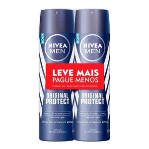Kit-Desodorante-Aerosol-Nivea-Men-Original-Protect-Leve-Mais-Pague-Menos-2-Unidades-de-150ml