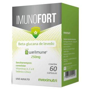 Imunofort-250mg-Maxinutri-60-capsulas
