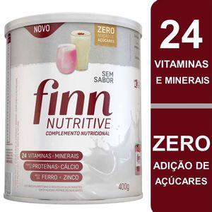 Complemento-Nutricional-Finn-Nutritive-Sem-Sabor-400g