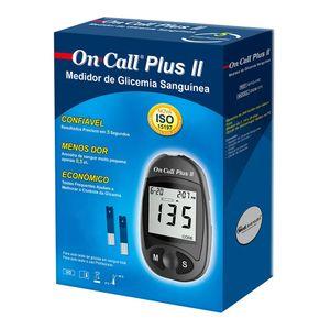 Kit-para-Controle-de-Glicemia-On-Call-Plus-II