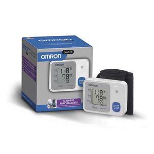 Monitor de Pressão Arterial de Pulso Automático Omron Control HEM 6124